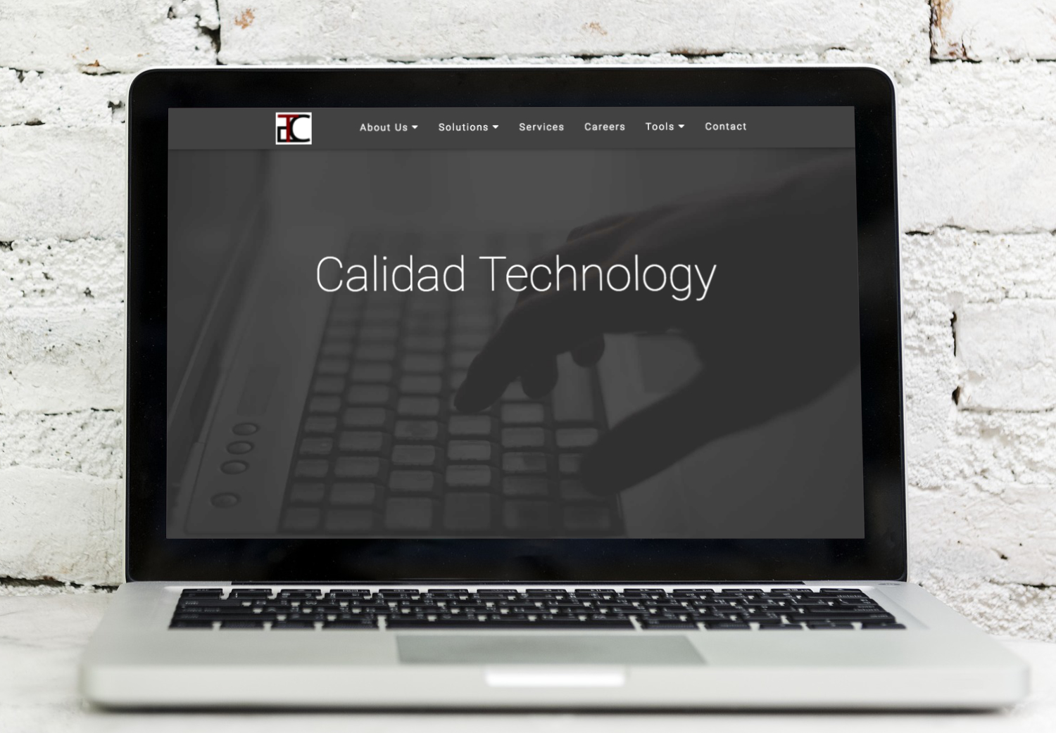 Website - Calidad Technology