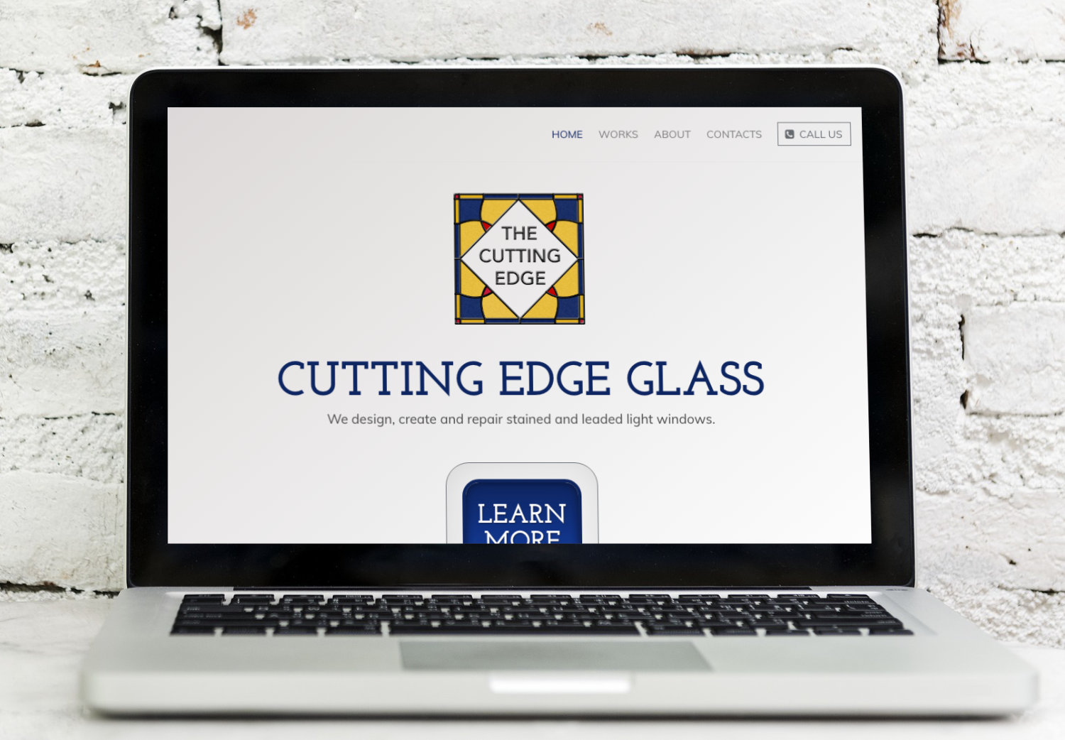 Website Cutting Edge Glass