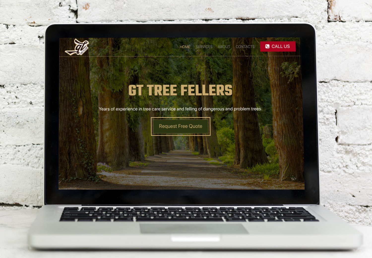 Website - Gt Tree Fellers