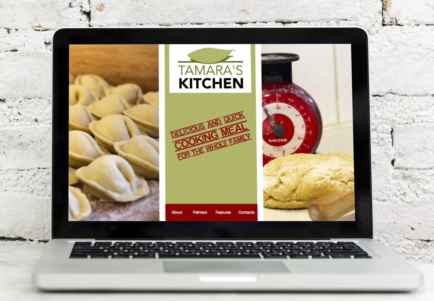 Website - Tamaras Kitchen